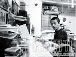 专访陈丹青:我只是拼命别受社会的影响