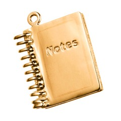 Altruette Notebook Charm StyleScrybe Says