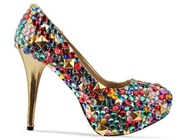 Haus of Price Multi Gem Pump ShoesNBooze