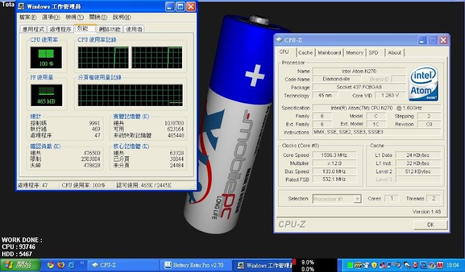 Des images trouvées sur Picassa, interessantes sur le NC-10 Battery%20test