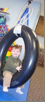 OT tire swing