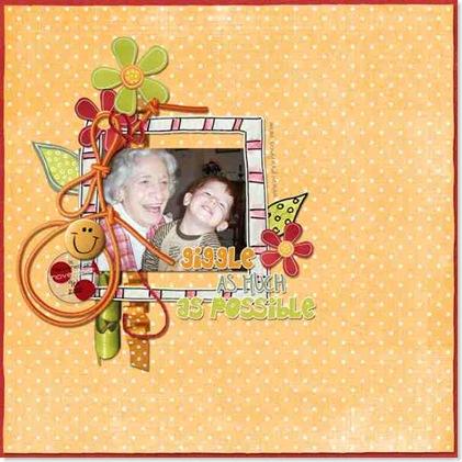 Camden & Mama Trudy