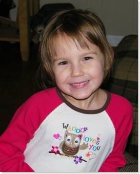 Emma, age 5
