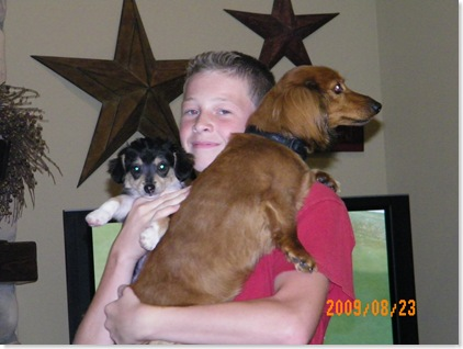 Sam, Taylor and Rudy