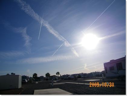 east air activity - 8:30 AM