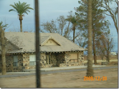 the Havins stone house where the Saguaro cactus furniture was
