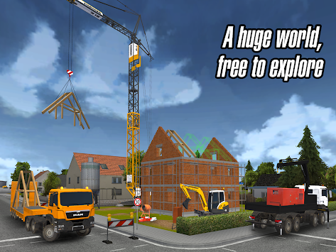Construction Simulator 2014 APK screenshot thumbnail 10