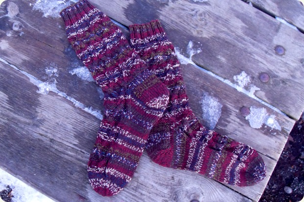 de nye sokker