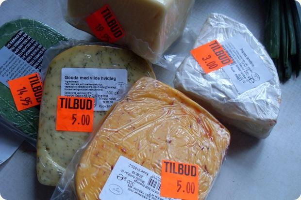 sagde jeg, jeg godt kan lide ost :)