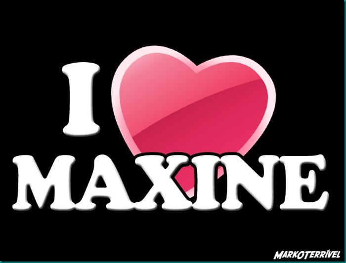 Logo de Maxine