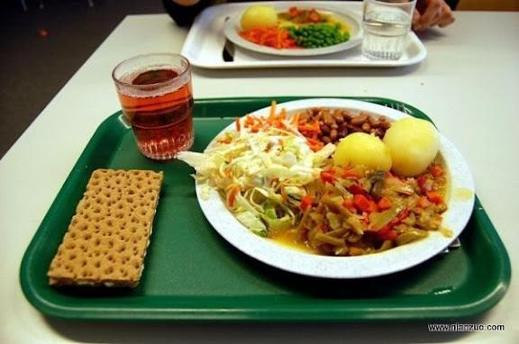 世界各国的校餐 瑞典,瑞典