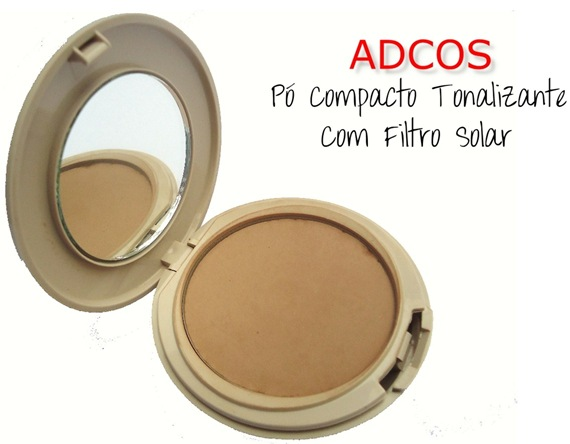 Adcos P Compacto Tonalizante