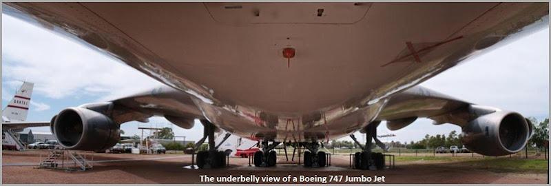 747 Underbelly