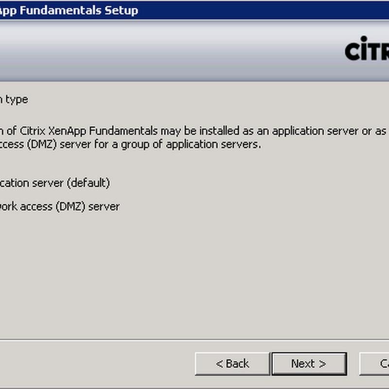Review: Citrix XenApp Fundamentals 3