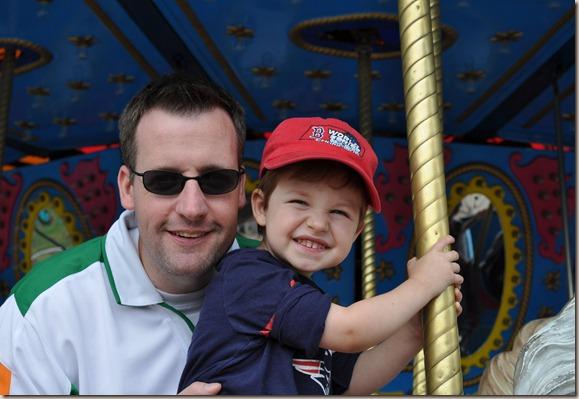 Matthew & Daddy