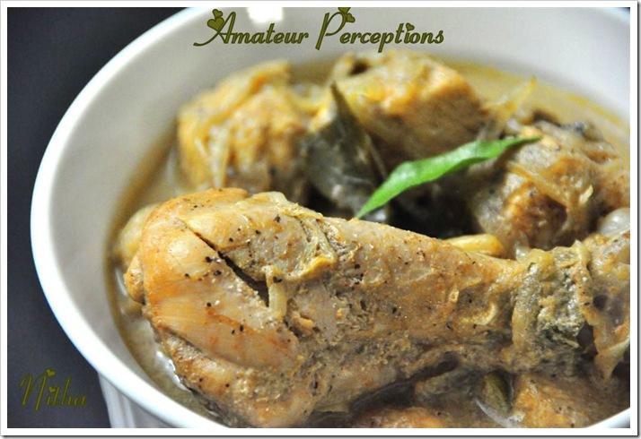 Kuttanadan style chicken 9