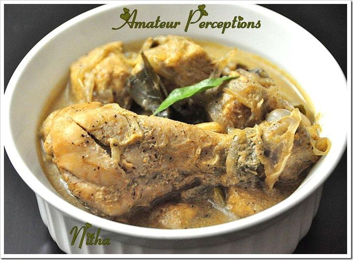 Kuttanadan style chicken 8