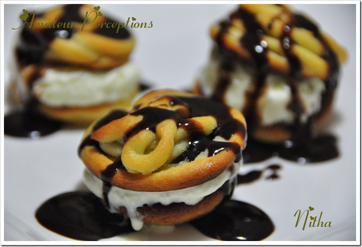 Chocolate Profiteroles 5