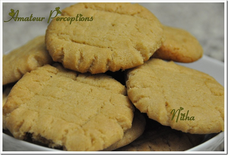 Peanut Butter Cookies 8