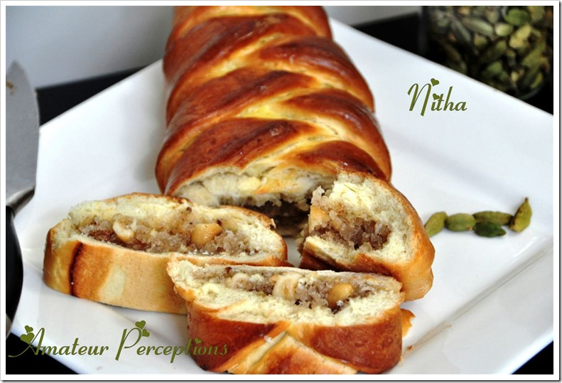 Plaited Bread 12