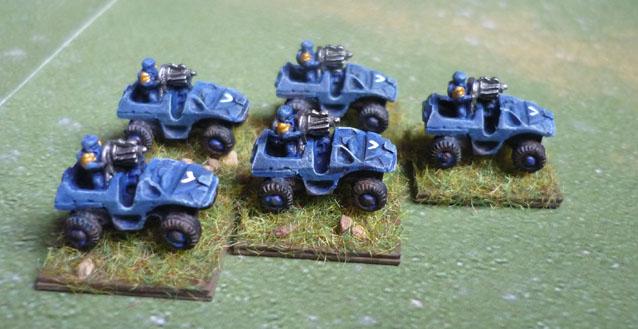 Concours 17 - Formations de véhicules ou d'aériens - CLOS Astronico_buggys