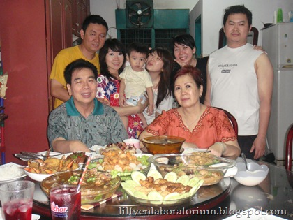 reunion dinner cny