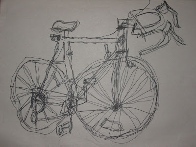 Bike by Jessica Ferguson, scared blogger and great designer
