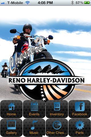 Chester's H-D Reno