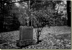 ARCAND-Tombstone-Lakeview-Cemetery-Burlington-VT-9-blk-wht