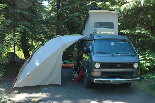 & TheSamba.com :: Vanagon - View topic - Side tents