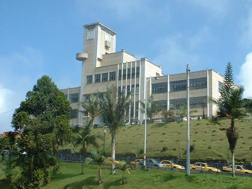 Universidad nacional de Colombia Sede Medellín - Edificio de Bellas Artes