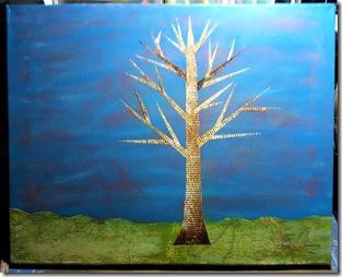 Text Tree in progress