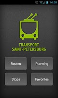 Screenshot of Transport St.Petersburg