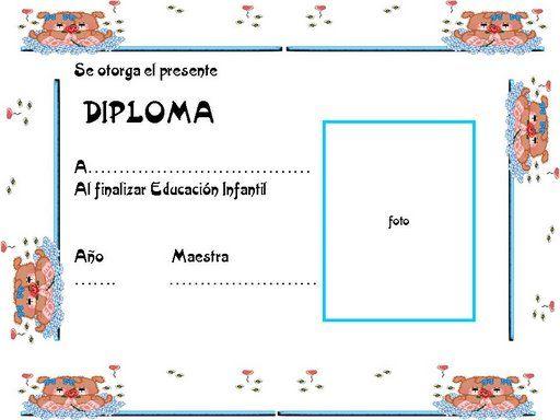 Me gusta la clase de religión: Diplomas para imprimir