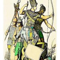 Faraón en la batalla