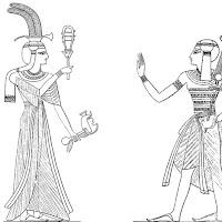 Hijo e Hija de Ramsés