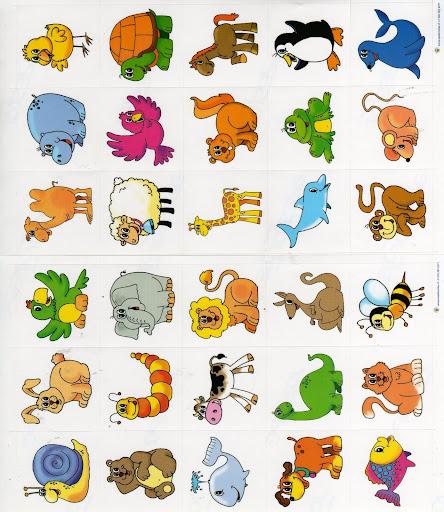 Animales para imprimir imagui - Laminas para la pared ...