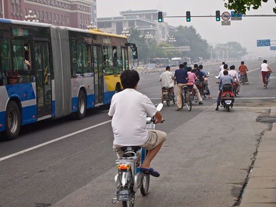 Beijing Bicyclists