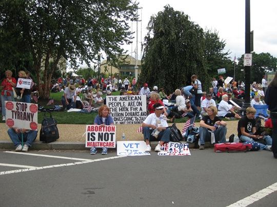 Tea Party Express Rally - Washington DC