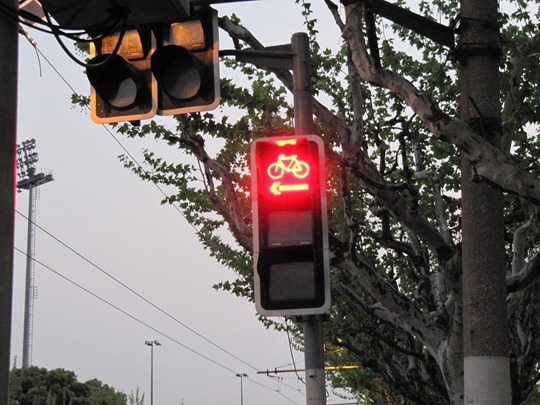 China bicycle turn signal