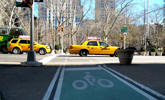 Bicycling in New York City