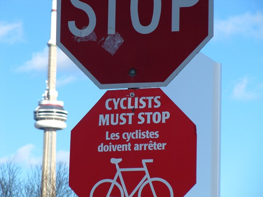 Bicycling in Toronto