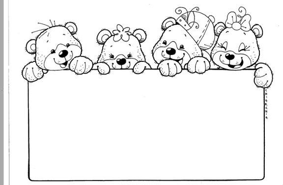Atractivo Niños Para Colorear Hojas Ornamento - Páginas Para ...