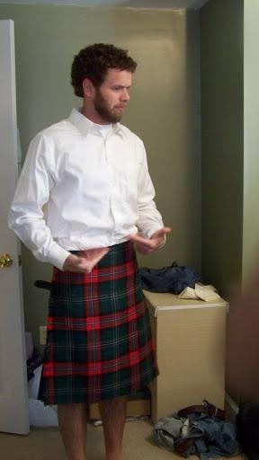 Chroniques des appalaches french american wedding chapitre 3 comment mettre un kilt - La maison du kilt ...