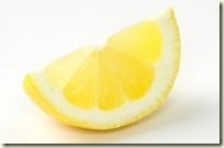 A little lemon in your wound?