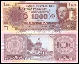 Paraguay_2005_1,000_Guaranies