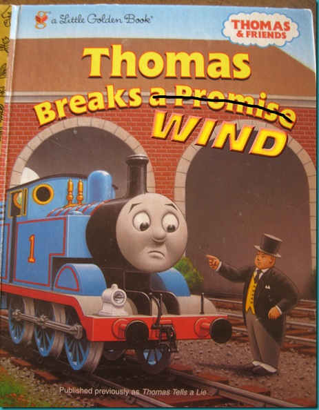 ThomasBreaksWind