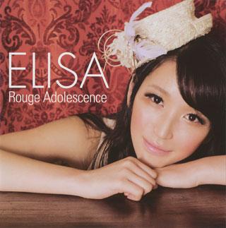 Elisa - Rouge Adolescence (J-pop) ELISA---Rouge-Adolescence
