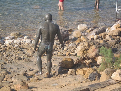Dead Sea Mud