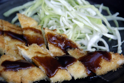 Easy Japanese Recipe - Chicken Katsu